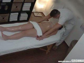 Big Ass Brunette Getting Best Massage Ever <span class=duration>- 7 min</span>