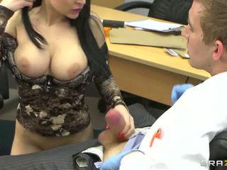 sculele mari, sânii mari, anal