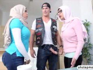 Palestine mias 뜨거운 삼인조 씨발 viral 섹스 와 julianna