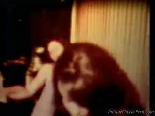 big butt kurwa kurwa, retro porno, seks w stylu vintage