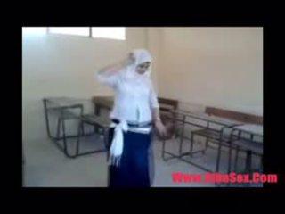 Arab egypte dance į mokykla