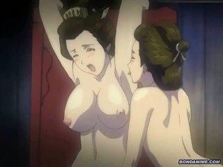 Une en chaleur geisha ancient histoire