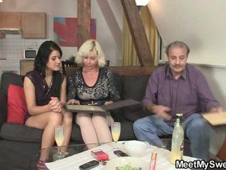 mães e adolescentes, velho farts