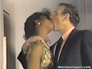 Brudne retro film z gorące seks fest