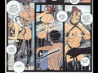 Bdsm sexo adulto erótico comics