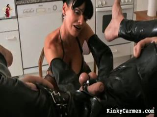 high heels, female domination, femdom