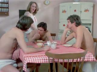 De an américain playgirl 1975 (cuckold, dped) mfm