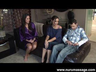свирка, големи цици, erotic massage