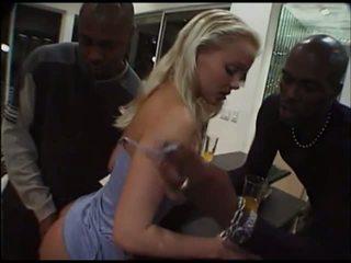 blonde, anal, interrasiale