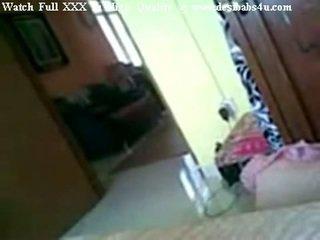 Warga india desi gadis seks / persetubuhan dengan pejabat bos