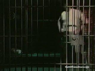 Jenna jameson 과 tiffany mynx 명주 스타킹