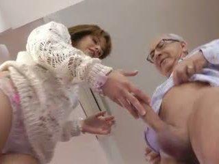 Старий людина і a мила молодий дівчина, безкоштовно хардкор порно відео bf