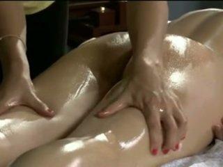 đồng tính nữ, massage