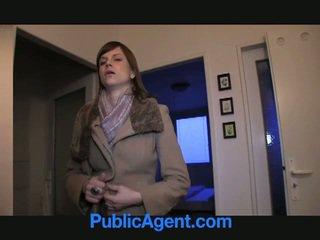 Veřejné agent fucks těhotná marketa
