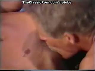 Barbara dare, nina hartley, erica boyer im oldie porno klammer