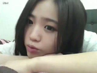 Χαριτωμένο κορίτσι κορεατικό hàng dã¡âºâ¹p