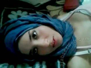Goergeous arab فتاة مع bf-asw1039