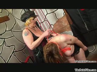 whipped, fat, mistress, bdsm, domination, public
