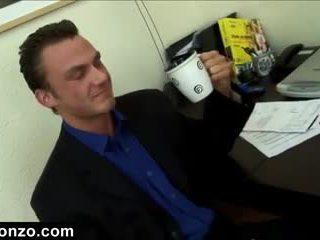 någon stora tuttar fria, kontor ta, anal färsk