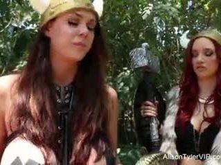 Alison tyler viking 女同志