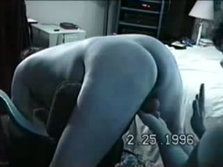 Homemade Pegging Strap-On