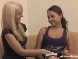 Loving lesbijskie teenages