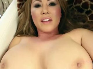 titty fuck, pov, asian