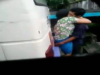 Myanmar szpiegowanie kamera para