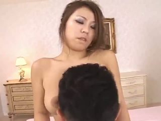 Romihi Nakamurastunning asian doll rub...
