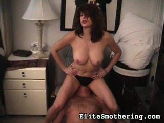 facesitting, big dicks the woman, cum shooot on face