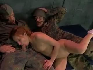 Galina Joins the Anal Army, Free German Porn f5