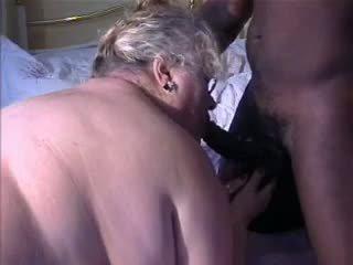 おばあちゃん, 異人種間の, hdポルノ