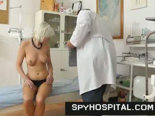 pochwa, lekarz, szpital