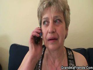جدة, الجدة الجنس, الاباحية ناضجة