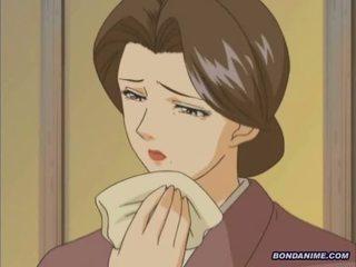 Mitsuko bondage dona de casa