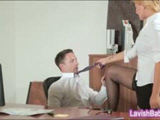 Biuro laska anna polina banged prawdziwy dobry
