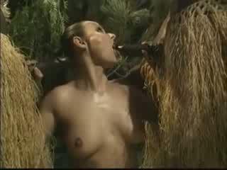 امرأة, الأفريقي, الأميركي
