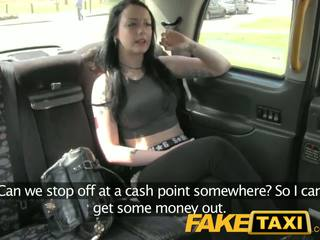 FakeTaxi Teen gets what she deserves