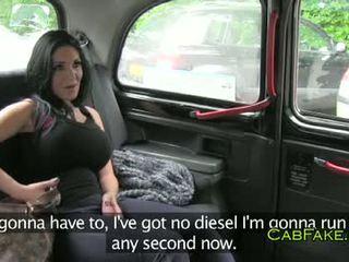 I madh cica dancer fucked në taxi