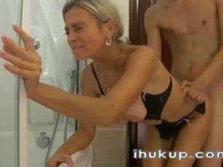 webcam, blond, amatør