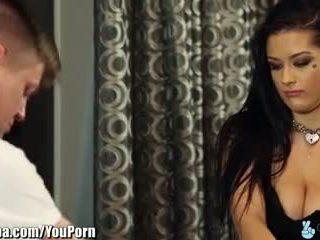 Trickyspa katrina jade seduced על ידי מלוכלך masseur
