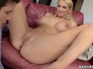Good Titted Aged Blake Rose Likes Ass Swallowing
