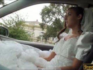 Līgava līdz būt amirah adara ditched līdz viņai fiance un fucked