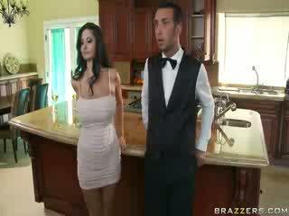 Domineering betje eje who orders her butler