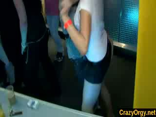 Real amateur orgy with European girls going all the way