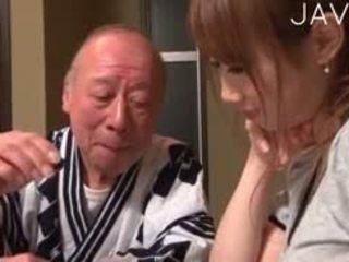 japanese, babe, gammel + young