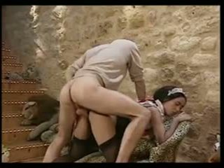 Klassika fransuz: mugt wintaž porno video 98