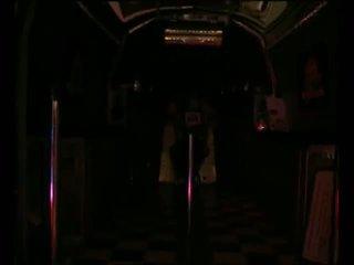 Őrült nightclub szex buli - julia reaves