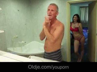 jovem, big boobs, pussyfucking