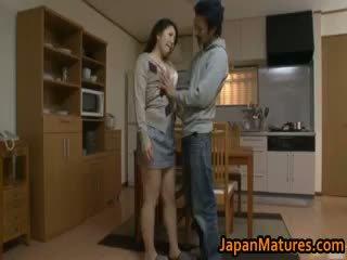 Ayane asakura dojrzała azjatyckie modelka has seks part5